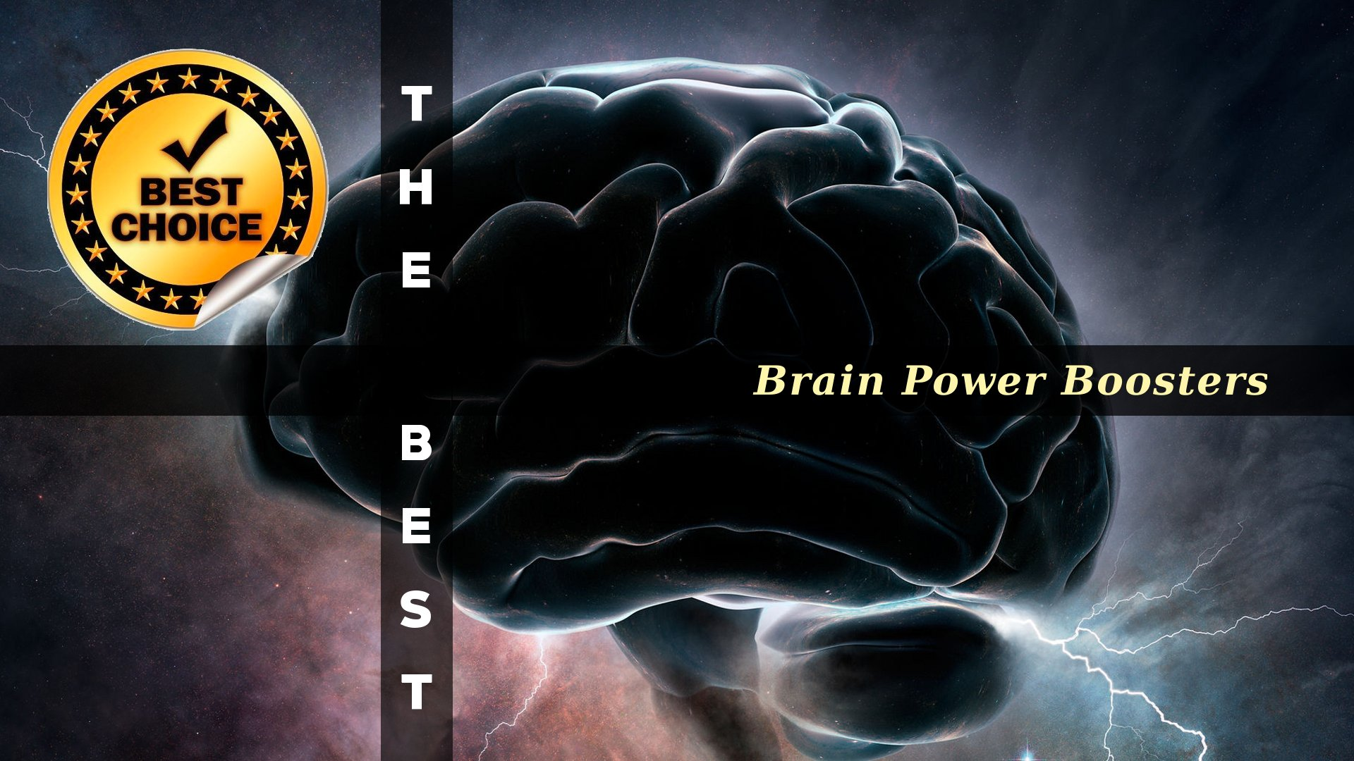Brain Power Boosters