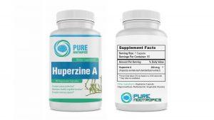 Pure Nootropics Huperzine A Capsules