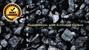 The Supplements with Activated Carbon