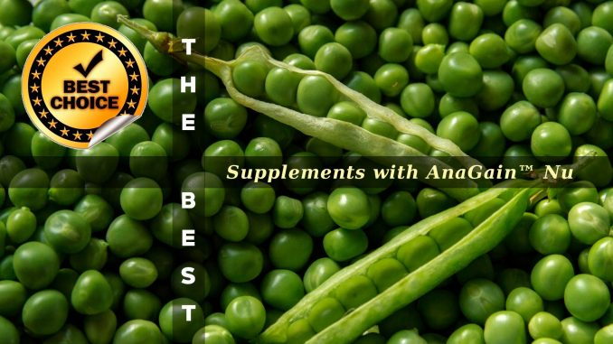 The Supplements with AnaGain™ Nu
