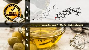 The Supplements with Beta-Sitosterol