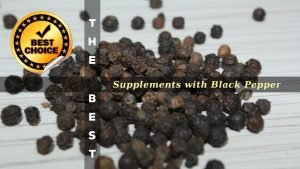 The Supplements with Black Pepper