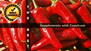 The Supplements with Capsicum