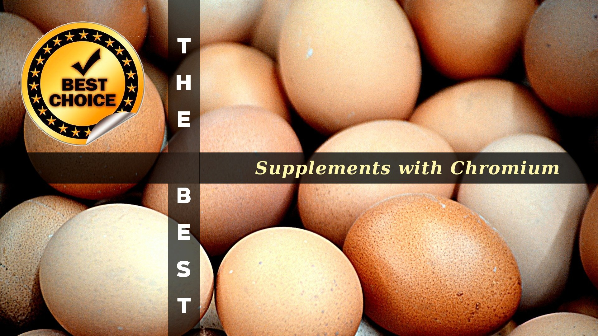 The Supplements with Chromium
