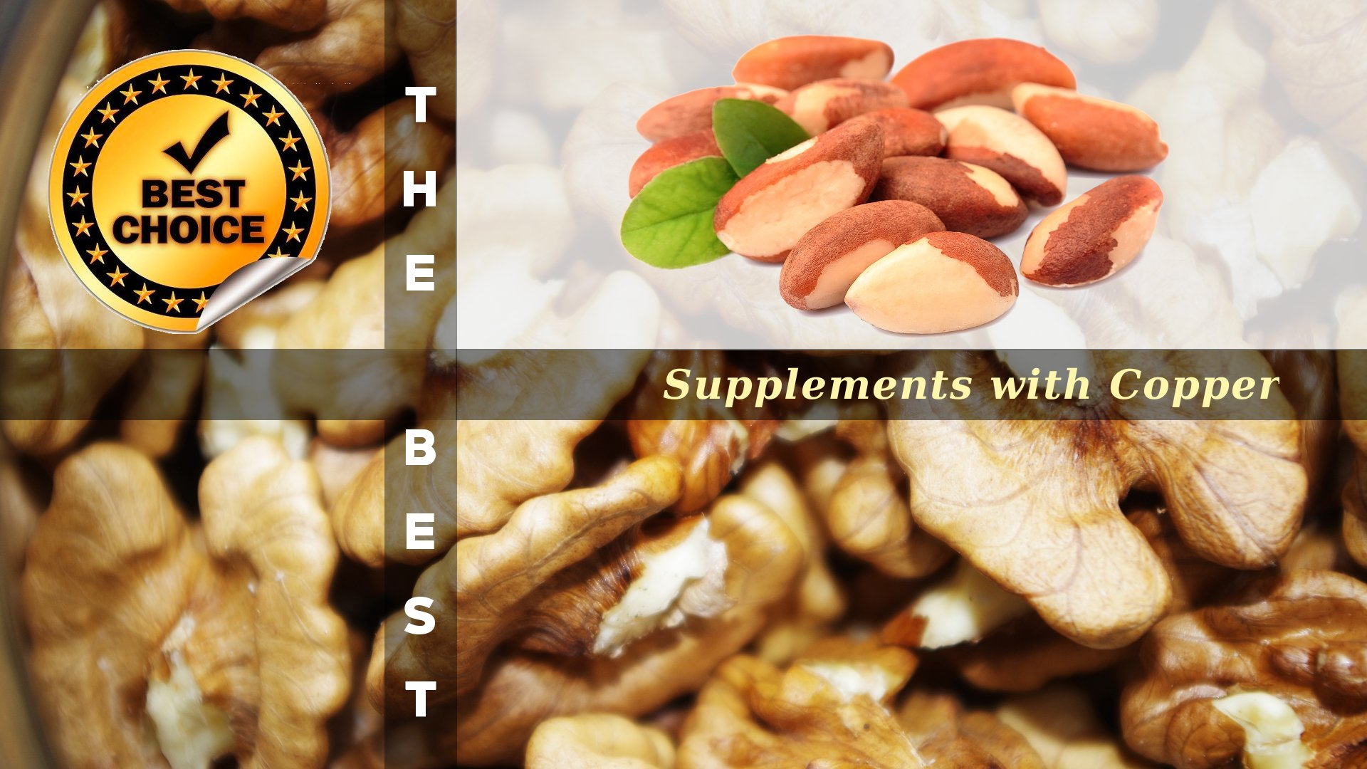 The Supplements with Copper