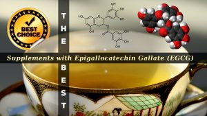 The Supplements with Epigallocatechin Gallate