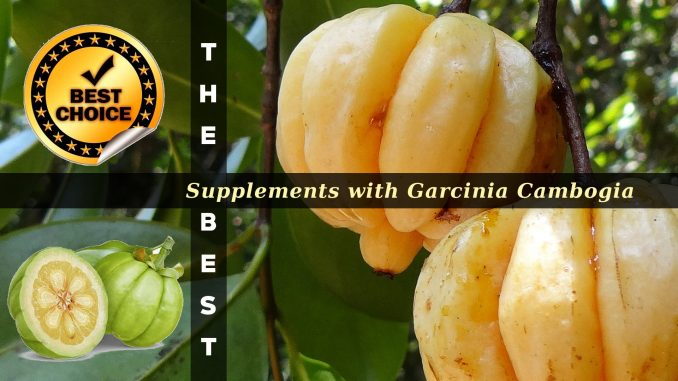 The Supplements with Garcinia Cambogia