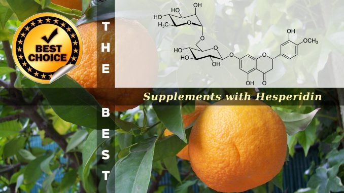 The Supplements with Hesperidin