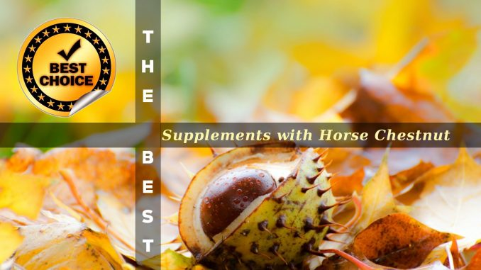 The Supplements with Horse Chestnut