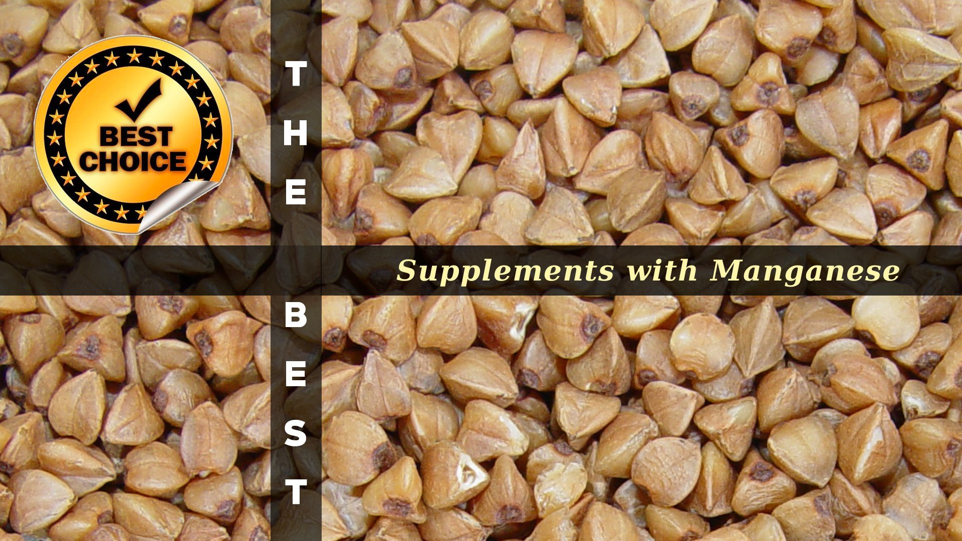 The Supplements with Manganese