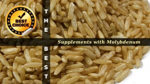 The Supplements with Molybdenum
