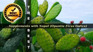 The Supplements with Nopal