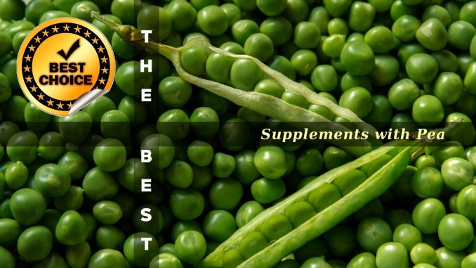 The Supplements with Pea
