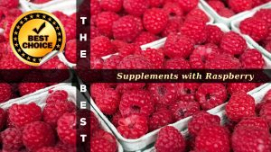 The Supplements with Raspberry