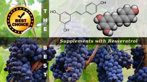 The Supplements with Resveratrol