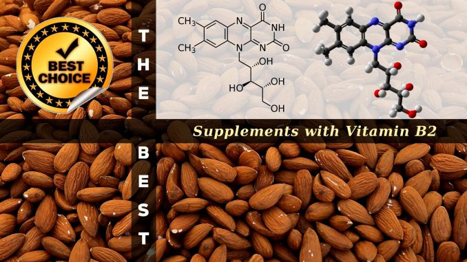The Supplements with Vitamin B2