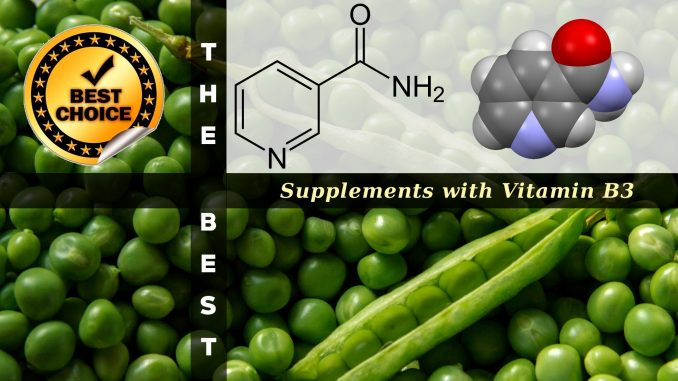 The Supplements with Vitamin B3