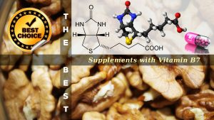 The Supplements with Vitamin B7