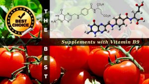 The Supplements with Vitamin B9