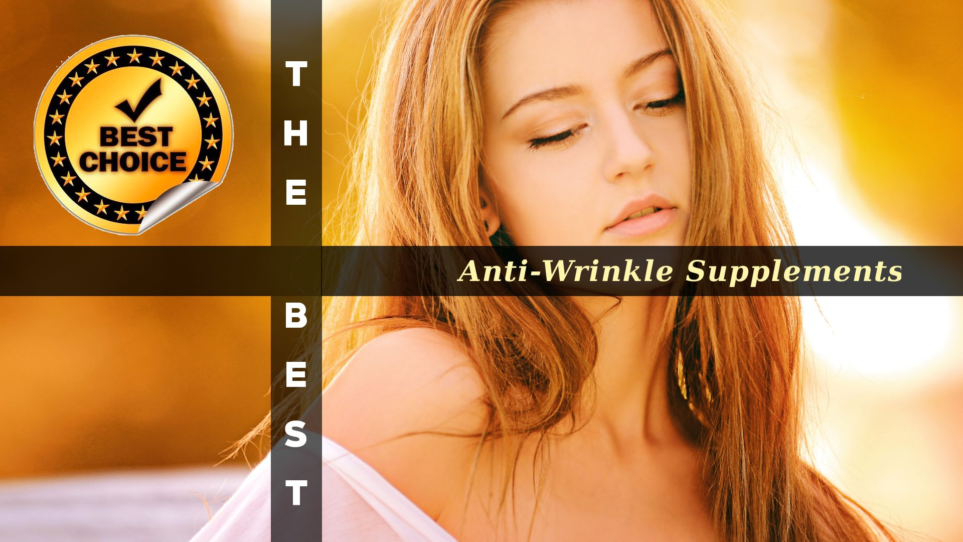 Anti-Wrinkle Supplements