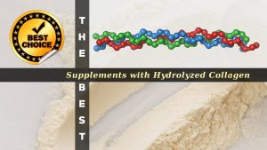 The Supplements with Hydrolyzed Collagen