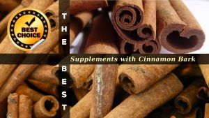 The Supplements with Cinnamon Bark