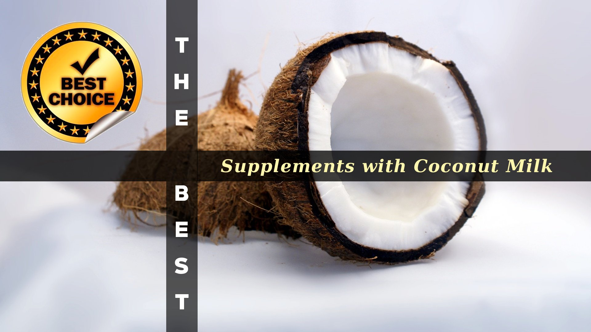 The Supplements with Coconut