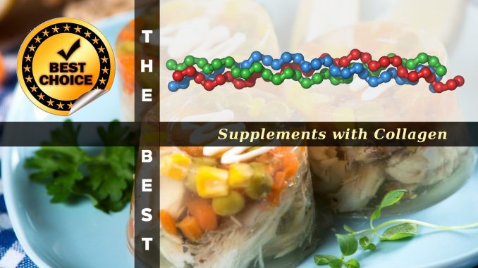 The Supplements with Collagen