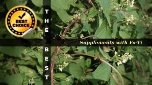 The Supplements with Fo-Ti