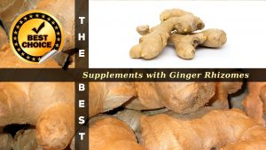The Supplements with Ginger Rhizomes