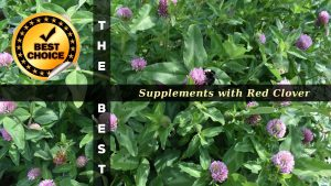 The Supplements with Red Clover