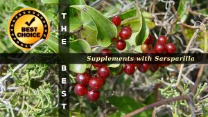 The Supplements with Sarsparilla