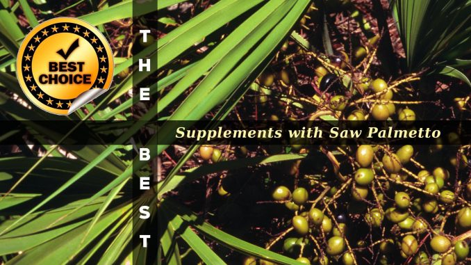 The Supplements with Saw Palmetto
