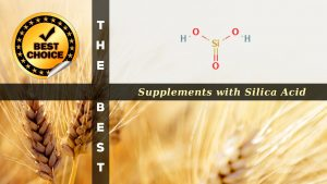 The Supplements with Silica Acid