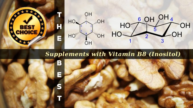 The Supplements with Vitamin B8