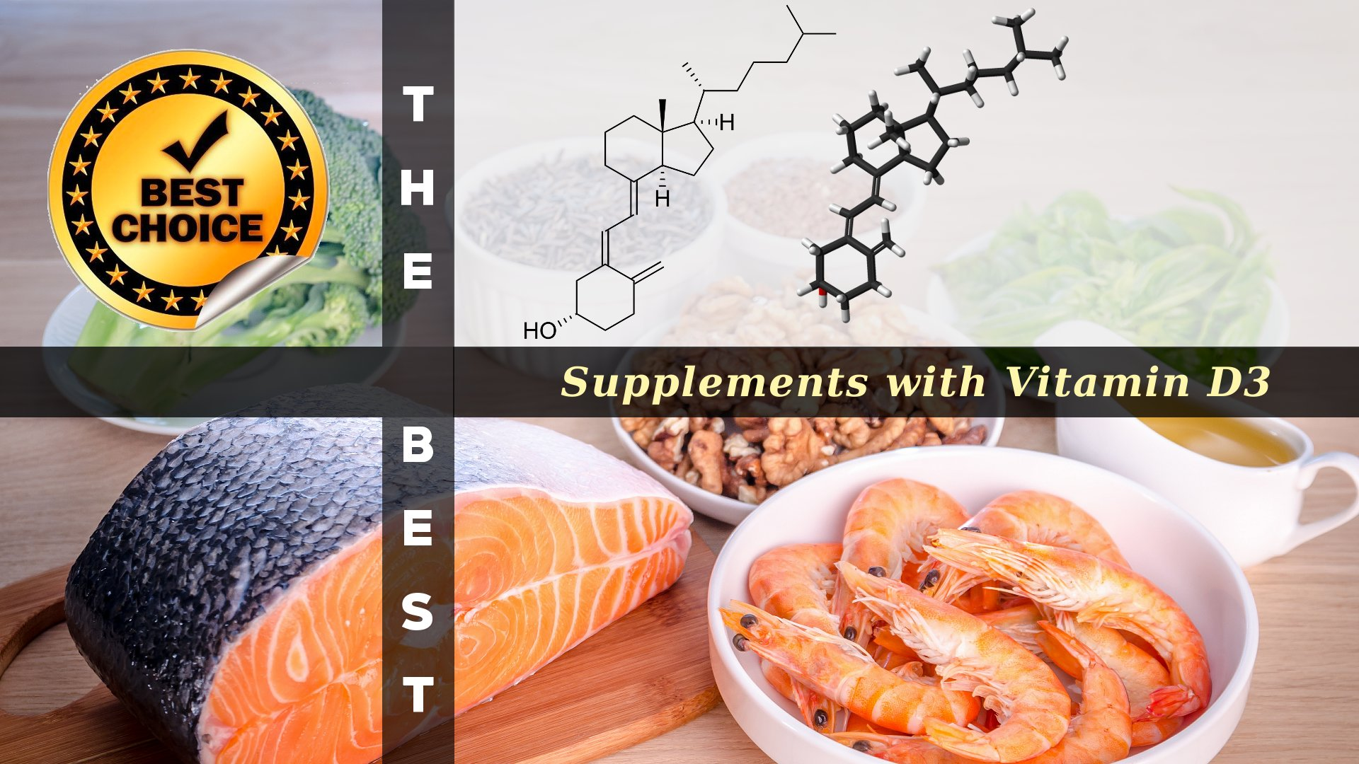The Supplements with Vitamin D3