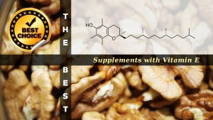 The Supplements with Vitamin E