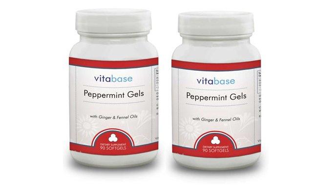 Vitabase Peppermint Gels (Formula)