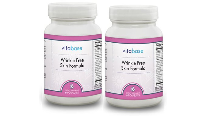 Wrinkle Free Skin Formula - Vitabase