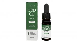 GreenLeaf - CBD Oil
