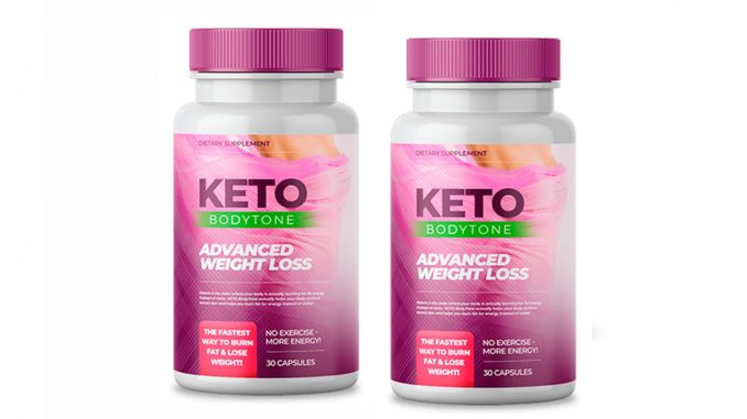 KETO BodyTone - Advanced Weight Loss