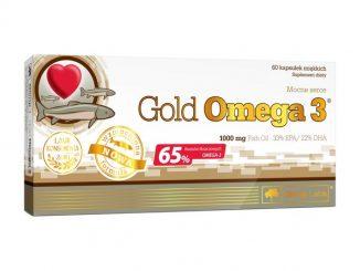 Olimp Gold Omega 3, kapsułki, 60 szt. / (Olimp Laboratories)