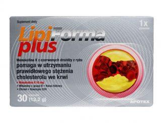 LipiForma Plus, kapsułki, 30 szt. / (Apotex)