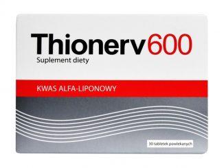 Thionerv 600, tabletki, 30 szt. / (Solinea)