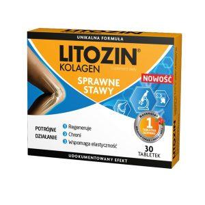 Litozin Kolagen, tabletki, 30 szt. / (Orkla Care)
