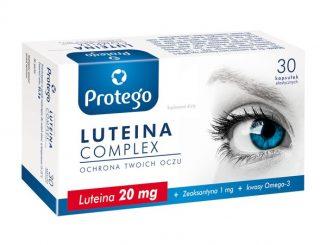 Protego Luteina Complex, kapsułki elastyczne, 30 szt. / (Laboratories Salvum)
