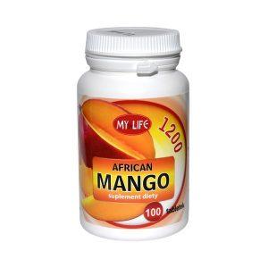African Mango 1200, tabletki, 100 szt. / (Komfar)