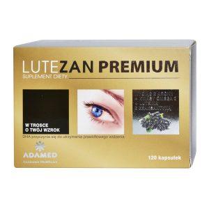 Lutezan Premium, kapsułki, 120 szt. / (Adamed)