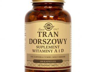 Solgar Tran Dorszowy, kapsułki, 100 szt. / (Solgar Vitamin & Herb)