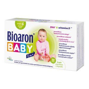 Bioaron Baby 6 m+, krople wyciskane z kapsułki (twist-off), 30 szt. / (Phytopharm)